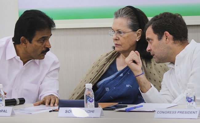Don't Speculate, Says Congress Amid Rahul Gandhi's Resignation Crisis