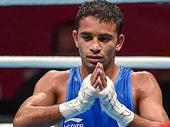 Boxing: Amit Panghal Enters Maiden Final, Bronze For Manish Kaushik