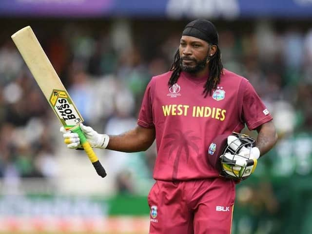 Chris Gayle Breaks Record For Most Sixes In World Cup History