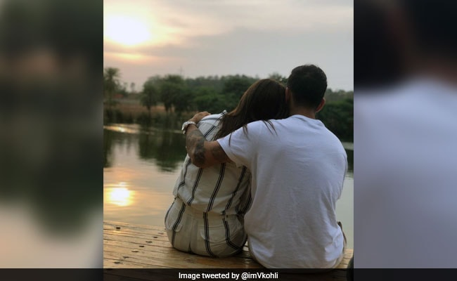 Anushka Sharma's 31st Birthday Celebrations Were All About Sunset, Songs And, Of Course Virat Kohli