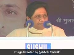 "General Election 2019 - ""If We Form Government, Then..."": Mayawati Plan Takes On Congress's NYAY"