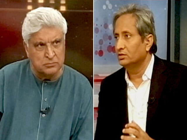 Video : 2019 Most Important Elections After 1947: Javed Akhtar To Ravish Kumar