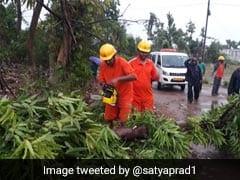Cyclone Fani: चक्रवाती तूफान 'फानी' ने आठ लोगों की जान ली, अब रुख पश्चिम बंगाल की ओर