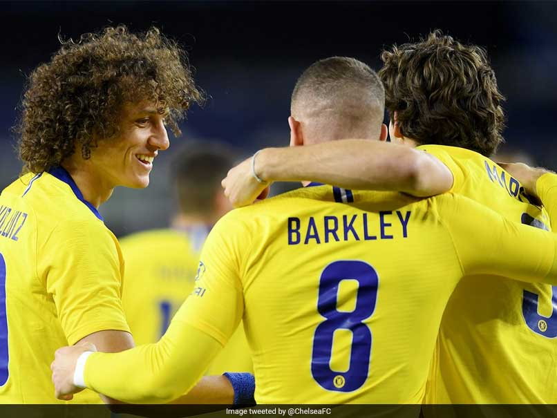Ross Barkley Scores Brace As Chelsea Down New England Revolution In Charity Game