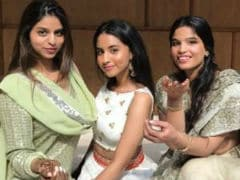 Suhana Khan Is Having The Time Of Her Life At A Family Wedding. See Pic