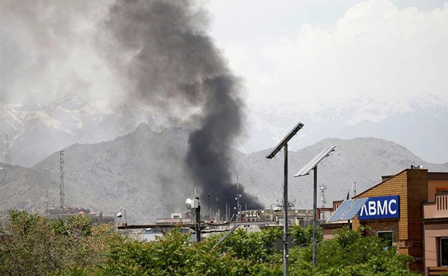 Taliban attack aid group's offices in Afghan capital