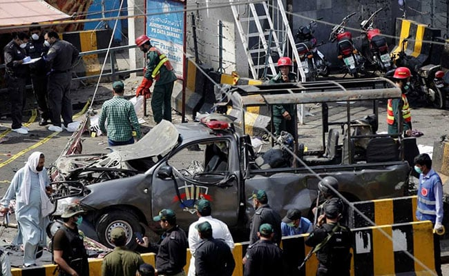 Pak Taliban Claims Suicide Blast At Sufi Shrine In Lahore That Killed 10