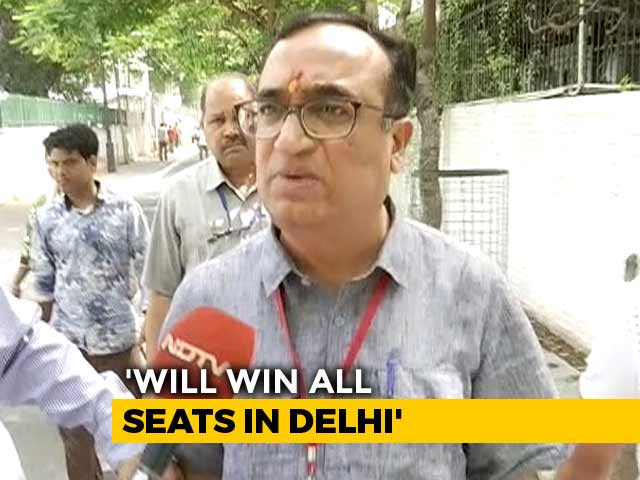 Video : People Are Comparing BJP With Congress, And Now Voting For Us: Ajay Maken