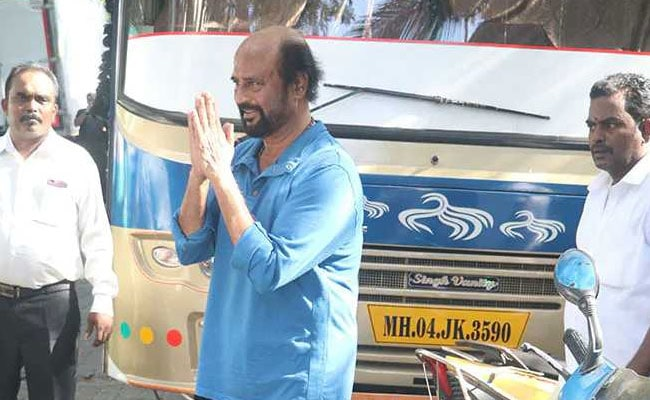 Rajinikanth's Darbar Shoot On Hold After Stone Pelting On Sets In Mumbai: Reports