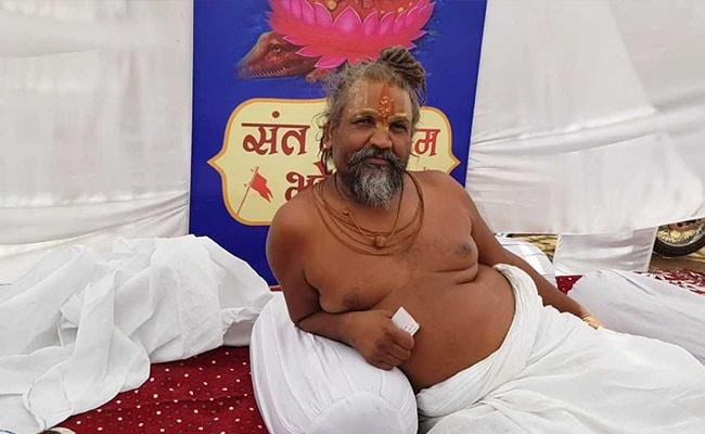 बीजेपी से कांग्रेस में शामिल हुए कम्प्यूटर बाबा ने पीएम मोदी को दी चुनौती, कहा- राम मंदिर बनाओ नहीं तो....