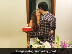 How Prateik Babbar Surprised Wife Sanya On Her Birthday At Midnight