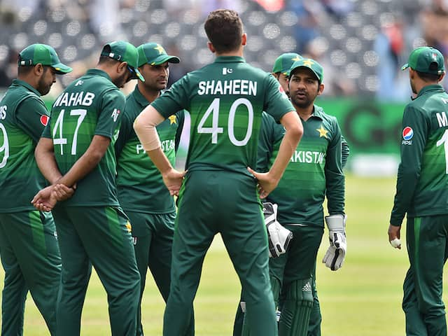 """Waqar Younis Believes Pakistan Will Begin World Cup 2019 As """"Underdogs"""""""