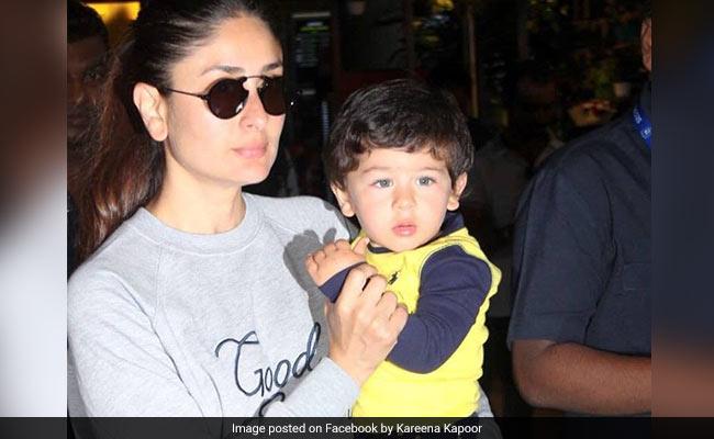 'Hyper Paranoid' Kareena Kapoor Reveals Why Taimur Isn't Allowed To Eat At Birthday Parties