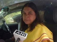"Lok Sabha Elections 2019: ""Bullying Won't Work"": On Video, Maneka Gandhi Warns <i>Gathbandhan</i> Rival"