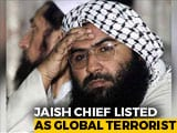 Video : Masood Azhar Designated Global Terrorist In UN, China Removes Objections