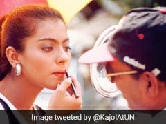 Kajol From Nineties' Film Set - No Vans But She Still Managed To Look Like This