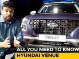 Video: Hyundai Venue: All You Need To Know