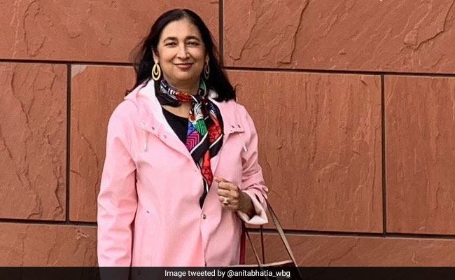 Indian-Origin Anita Bhatia Named UN Women's Deputy Executive Director