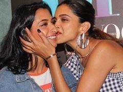 Deepika Padukone, Busy With Cannes Duties, Did Not Miss Sister Anisha's Tweet