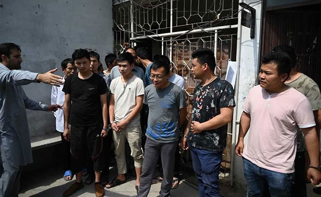 Image result for From the news of 'Bride smuggling', the Chinese officials stood up