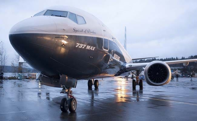Boeing CEO: 737 MAX Compensation Could Include Cash, Services