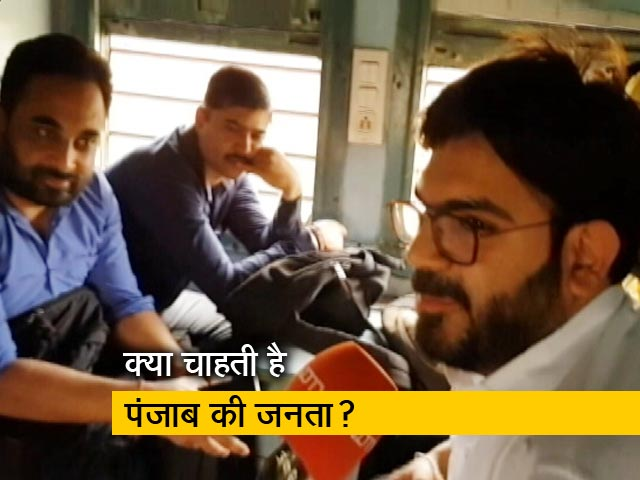 Videos : अकालतख्त एक्सप्रेस के यात्रियों ने रखी अपनी राय