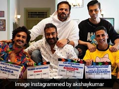 Sooryavanshi, Singham And Simmba: Akshay Kumar, Ajay Devgn And Ranveer Singh - Enough Said