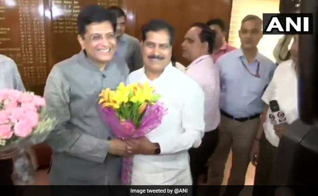 Happy That There Will Be Continuity: Railway Minister Piyush Goyal