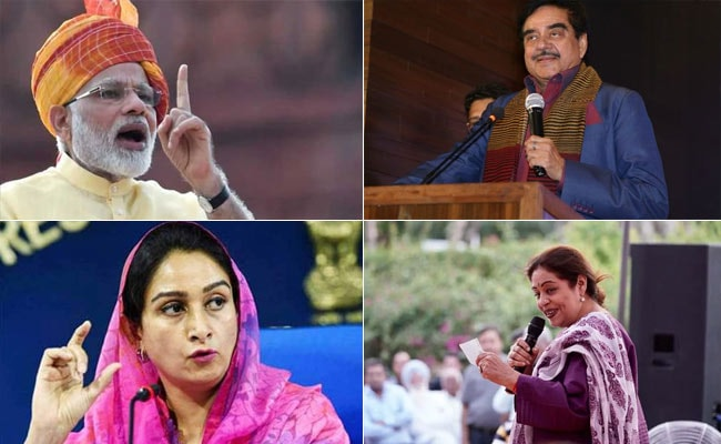 Lok Sabha Election 2019 Phase 7: Top Candidates To Watch Out For