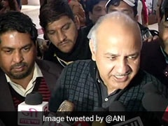 Delhi Poll Panel Issues Notice To Manish Sisodia Over Tweet On Atishi