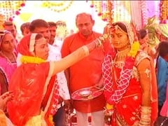 "In These Villages, Bride Marries Groom's Sister To ""Protect Him"""