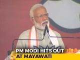 "Video : ""Crocodile Tears"": PM Asks Why Mayawati Backing Congress After Alwar Rape"