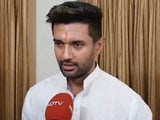 Video : Opposition Failed Miserably In Framing The Narrative, Says Chirag Paswan