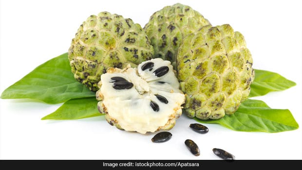 Make These Yummy And Creamy Desserts From Custard Apple (Sharifa)