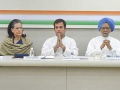 "Rahul Gandhi's Plain-Speak To Congress Leaders Who ""Pushed"" Sons: Sources"