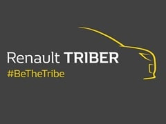 Upcoming Renault Triber To Be Unveiled In June