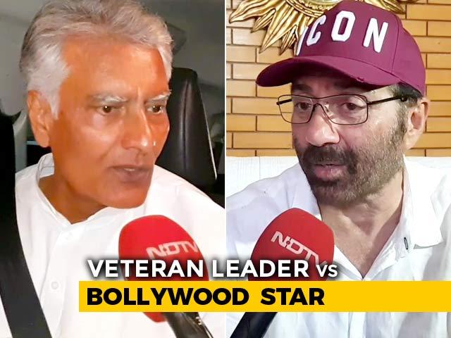 Sunny Deol vs Sunil Jakhar: Why Punjab's Gurdaspur Is A Fascinating Clash