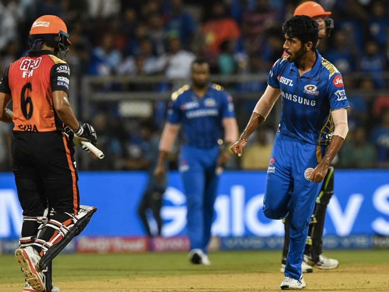 Rashid And Nabi's Sunrisers Qualify For Playoffs In IPL