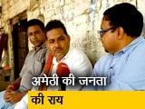 Video : अमेठी की जनता ने बताया राहुल गांधी क्यों हारे