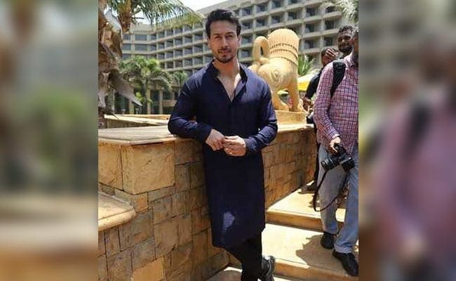 Tiger Shroff Says That He Is 'Not At All Versatile' As An Actor
