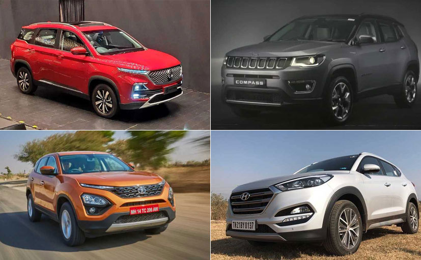 The MG Motor will compete against the Tata Harrier, Jeep Compass and Hyundai Tuscon.