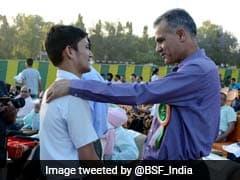 BSF School Student Tops CBSE Class 12 Exam In Jammu And Kashmir