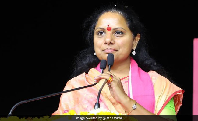 'Win Or Lose...': Telangana Chief Minister's Daughter K Kavitha On Shocking Defeat