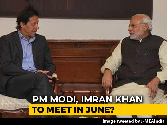 Video : Will PM Narendra Modi, Imran Khan Meet In Bishkek? No Decision Yet, Say Sources