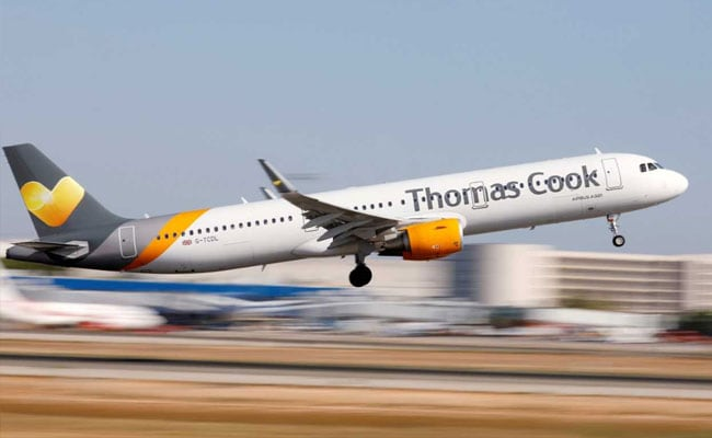 Indigo Joins Likely Bidders For Thomas Cook Airline: Report