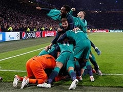 Lucas Moura Hat-Trick Takes Tottenham To Champions League Final And Breaks Ajax Hearts