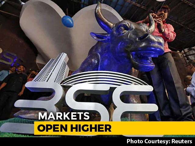 Video : Sensex Rises Over 200 Points, Nifty Moves Above 11,650