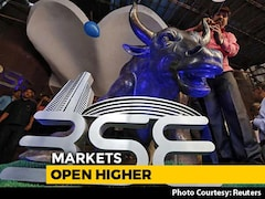 Video: Sensex Rises Over 200 Points, Nifty Moves Above 11,650
