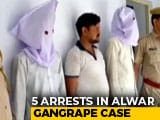 Video : Cops Delayed Case On Gang-Rape Due To Rajasthan Polls, Alleges Survivor