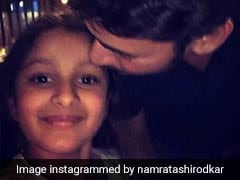 Namrata Shirodkar Spills The Beans On Sitara's Latest Obsession In Her Insta Post